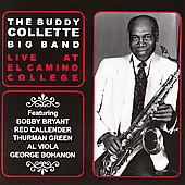 Buddy Collette: Live at El Camino College