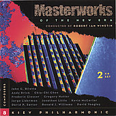 Masterworks of New Era Vol 8 / Robert Ian Winstin, Kiev PO