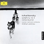 Tchaikovsky: Symphony No.6 'pathetique', Romeo & Juliet