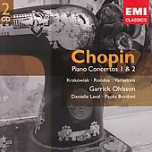 Chopin: Piano Concertos 1 & 2 / Ohlsson, Maksymiuk