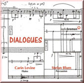 Dialogues - Sannicandro, Mundry, etc / Levine, Blum