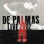 Gérald De Palmas: Live 2002 [France 1 CD]