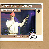 The String Cheese Incident: On the Road: 03-24-07 Denver, CO [Digipak]