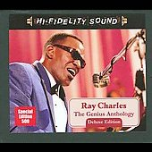 Ray Charles: Genius Anthology [Slimline]
