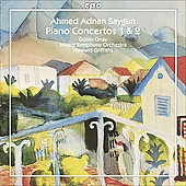 Saygun: Piano Concertos no 1 and 2 / Griffiths, Onay, Bilkent SO