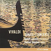 Vivaldi: Sonate e Concerti / Beno&icirc;t Loiselle