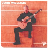 John Williams (Guitar): John Williams plays Spanish Guitar Music
