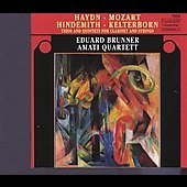 Haydn, Mozart, Hindemith, Kleterborn: Trios & Quintets For Clarinet & Strings
