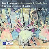 Igor Stravinsky: Apollon musag&#232;te; Pulcinella Suite