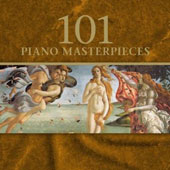 101 Piano Masterpieces [Box Set]