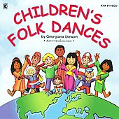 Georgiana Stewart: Children's Folk Dances