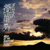 Various Artists: Songs of Earth, Water, Fire & Sky