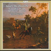 Josef Myslivecek: Complete Wind Quintets & Octet