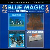 Blue Magic: The  Very Best of Blue Magic [Box] *