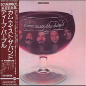 Deep Purple (Rock): Come Taste the Band [Digipak]