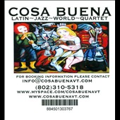 Cosa Buena: Latin Jazz World Quartet