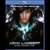 Adam Lambert (American Idol): Glam Nation Live