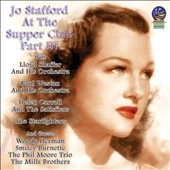 Jo Stafford: At The Supper Club Part III