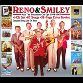 Reno & Smiley & the Tennessee Cut-Ups/Reno & Smiley: Reno & Smiley & the Tennessee Cut-Ups: 1959-1963 [Box]