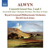 Alwyn: Concerti Grossi Nos. 2 and 3 / Lloyd-Jones - Royal Liverpool PO