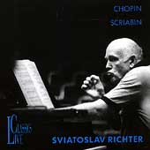 Chopin, Scriabin / Sviatoslav Richter