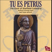 Tu Es Petrus / Anthony Gowing