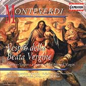 Monteverdi: Vespro della Beata Vergine / Otto, Bach, et al
