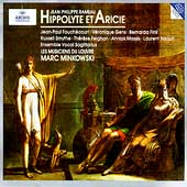 Rameau: Hippolyte et Aricie / Minkowski, Fouch&#233;court, et al