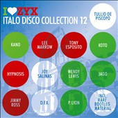 Various Artists: I Love ZYX: Italo Disco Collection 12 [Box]