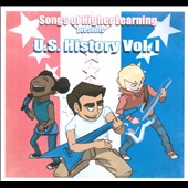 Various Artists: Songs Of Higher Learning: US History, Vol. 1