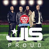 JLS (Jack the Lad Swing): Proud [Official Sport Relief 2012 Single] [Single]