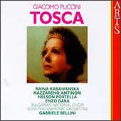 Puccini: Tosca / Bellini, Kabaivanska, Antinori, et al