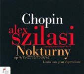 Chopin: Nocturnes Nos. 9, 15, 27, 32, 37, 48 & 62 / Alex Azilasi, piano