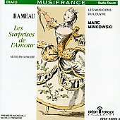 Musifrance Series - Rameau: Surprises de l'Amour / Minkowski