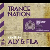 Various Artists: Trance Nation Aly & Fila