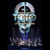Toto: 35th Anniversary: Live in Poland [Limited Edition] [CD/DVD]