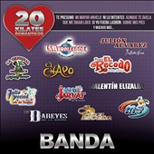 Various Artists: 20 Kilates Románticos Banda