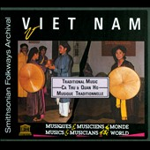 Various Artists: Vietnam: Traditional Music Ca Tru & Quan Ho [Slipcase]