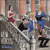 New Voices /  Brooklyn Art Song Society