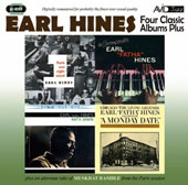 Earl Hines: Four Classic Albums Plus