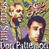 Don Patterson/Sonny Stitt: Legends of Acid Jazz: Sonny Stitt/Don Patterson, Vol. 2