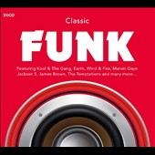 Various Artists: Classic Funk