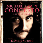 Michael Kamen: Concerto for Saxophone