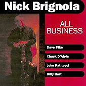 Nick Brignola: All Business