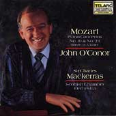 Mozart: Piano Concertos no 19 & 23 / O'Conor, Mackerras