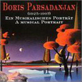 Parsadanjan: A Musical Portrait / Saulus, Gerrets, et al