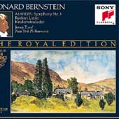 The Royal Edition - Mahler: Symphony no 3, etc / Bernstein