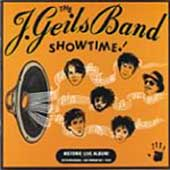 J. Geils Band: Showtime!
