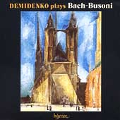 Bach Piano Transcriptions Vol 1 - Busoni / Demidenko