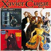Xavier Cugat: King Plays Some Aces/Cugat in Spain
